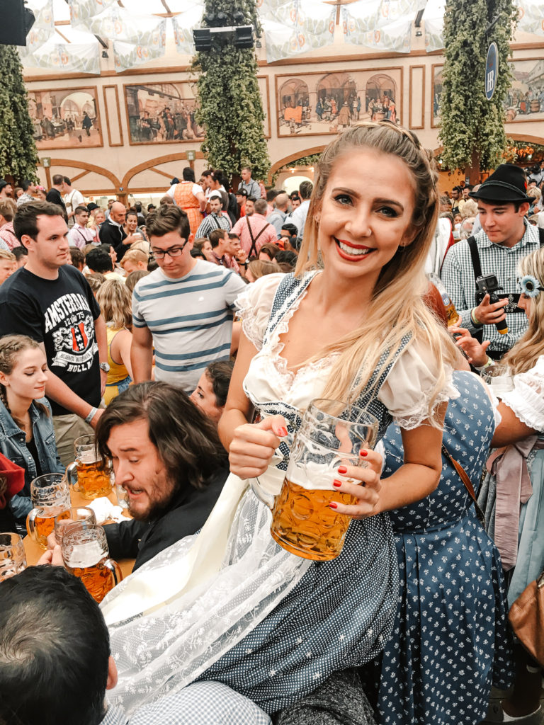 the ULTIMATE Oktoberfest Guide - All you need to Know Oktoberfest Survival Guide - not only will this blog post help you to understand how to Navigate Oktoberfest, but it will also help you find the best hotels in Munich during Oktoberfest, which tents are the best fit for you at Oktoberfest, and what to wear at Oktoberfest! #munich #munchen #Oktoberfest #Germany #traveltips #festivals Oktoberfest Travel Tips   How to Plan an Oktoberfest Trip   Oktoberfest 2020   Oktoberfest Packing Guide