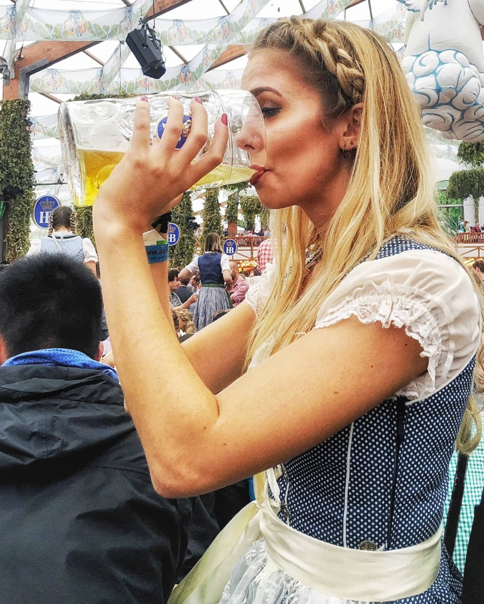 10 Ways to Spill Your Beer at Oktoberfest