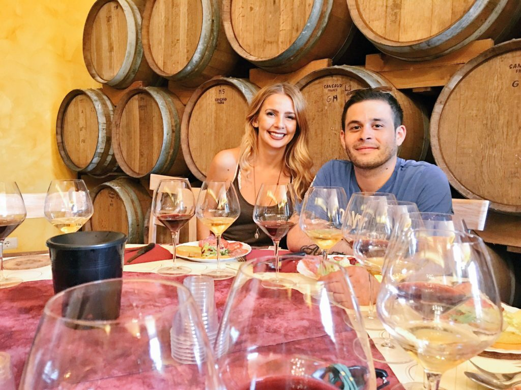 italy itinerary chianti wine tour from florence