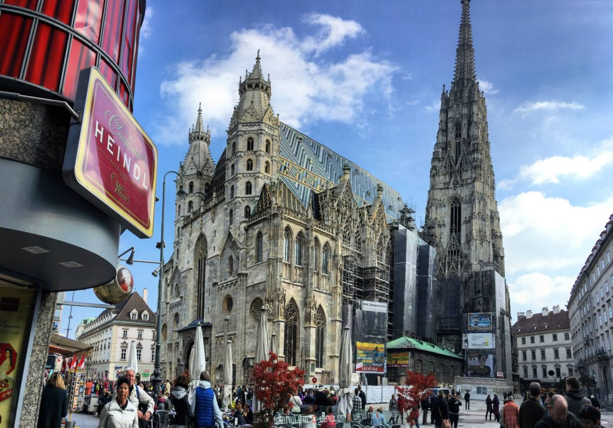 4 Sights You Won't Want to Miss in Vienna
