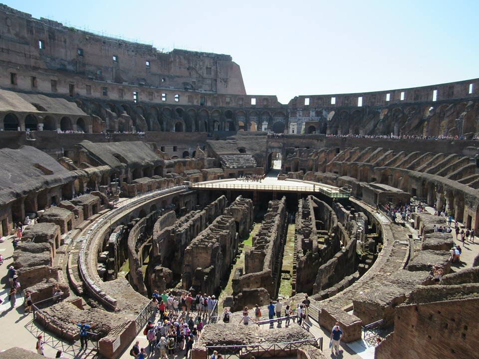 the colosseum in rome must be included on every italy itinerary
