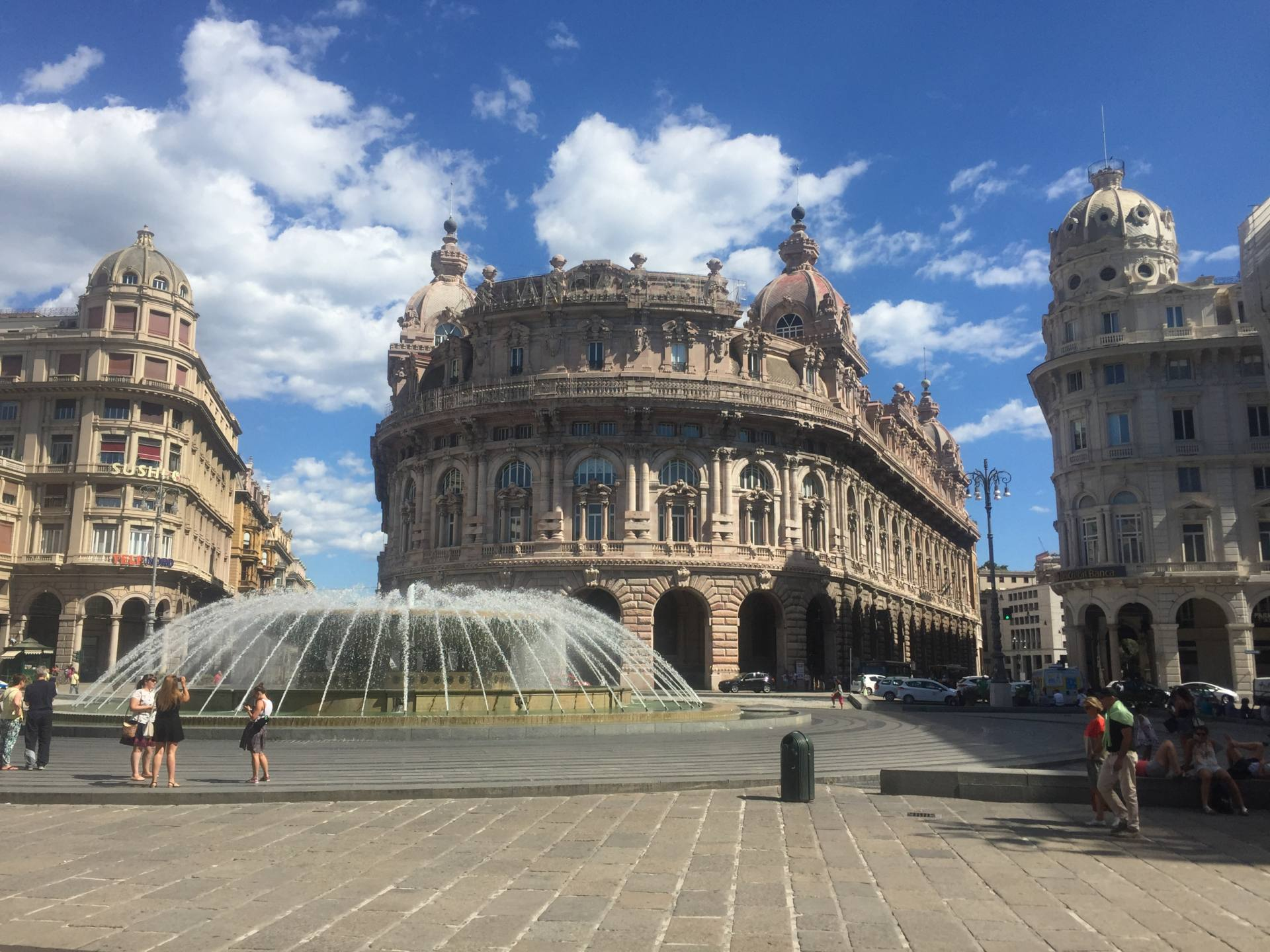 genoa is the perfect final addition to an italy itinerary