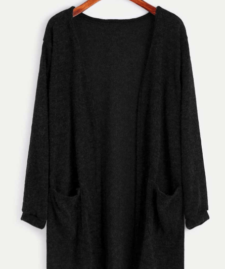 cardigan with pockets to pack for italy travel