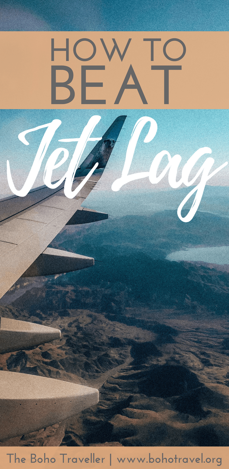 ways to avoid jet lag