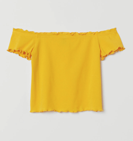 cute crop top to pack for the florida keys