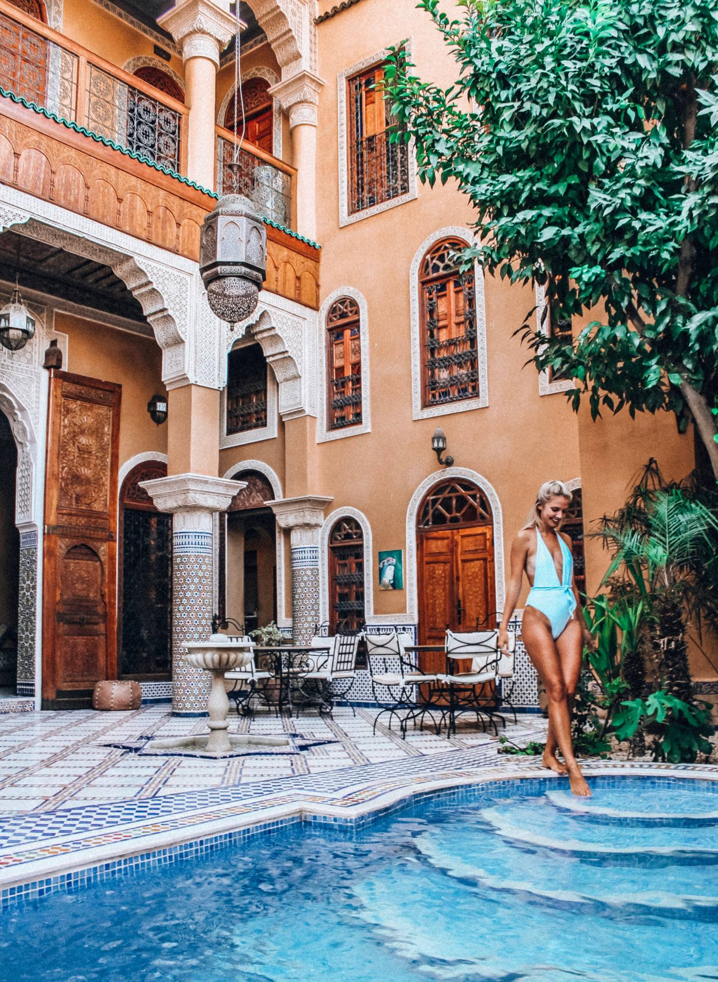 What to Wear in Morocco as a Female Traveller