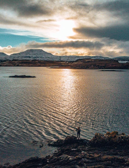 Dunvegan Castle, Scotland - Scotland Road trip - isle of skye two day itinerary. where to go in scotland, what to do in scotland, what to see in the isle of skye, the best things to do in skye scotland #scotland #travel #wanderlust #europe #traveltips