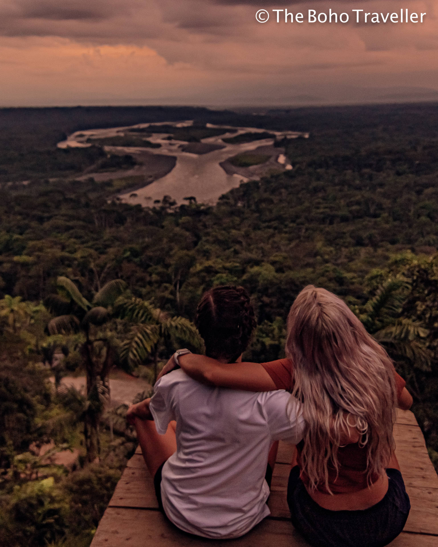 2 Day Amazon Rainforest Excursion from Banos