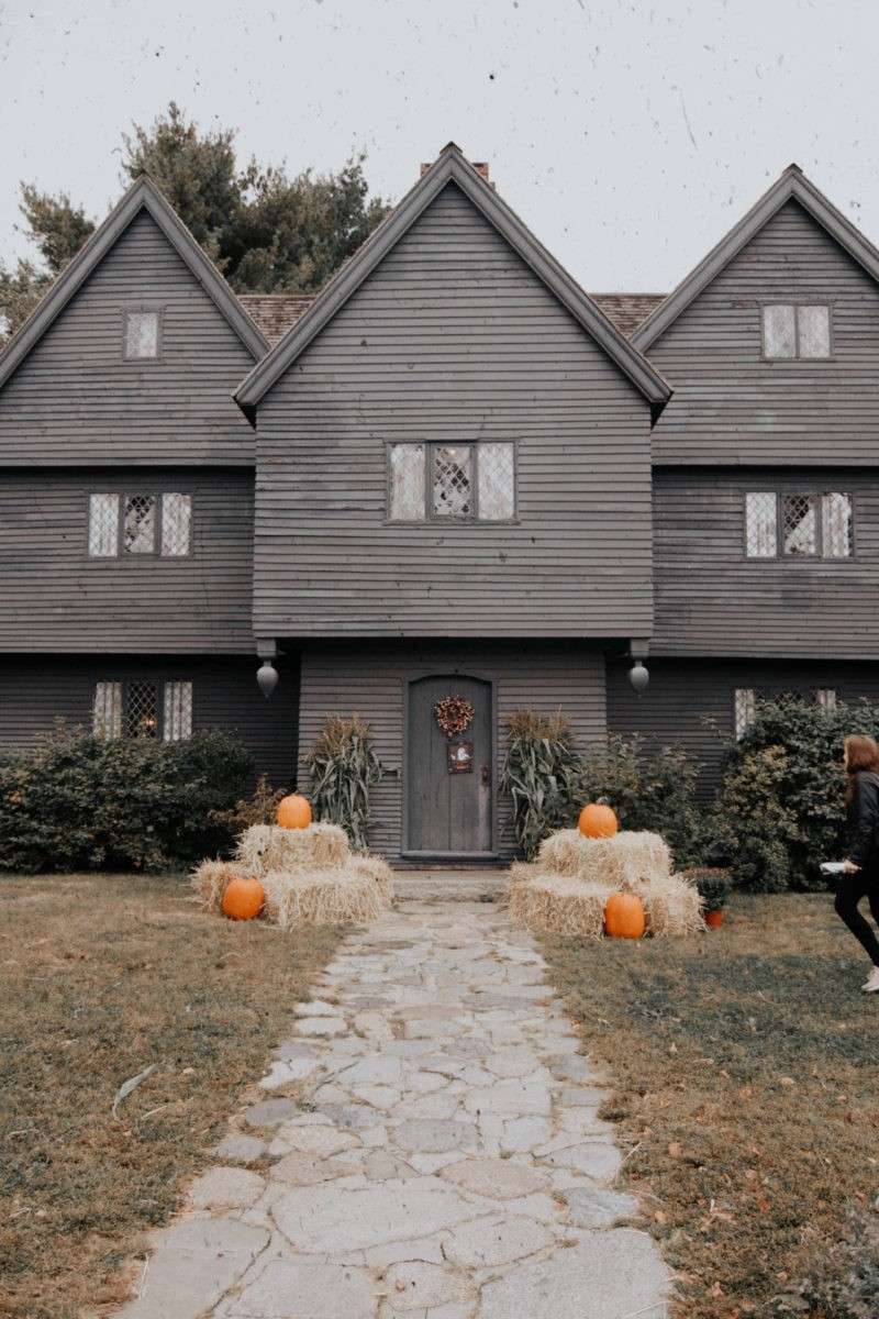 Salem in October – Witch City Guide