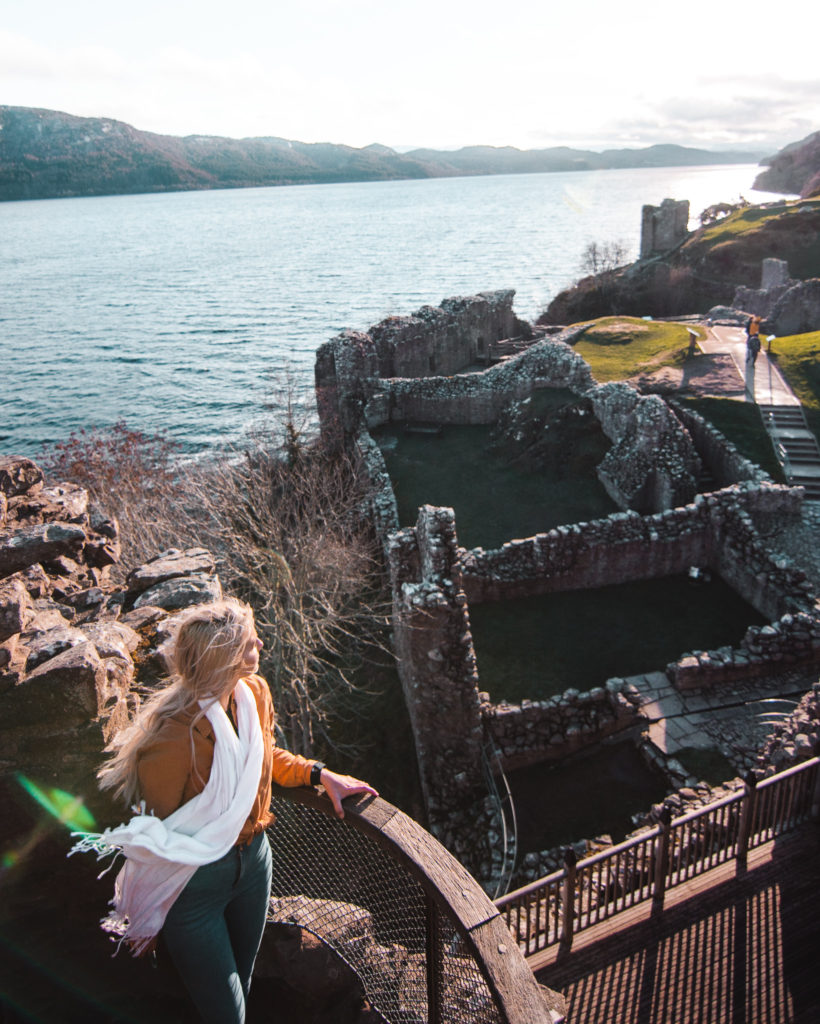 ULTIMATE SCOTLAND TRAVEL GUIDE - This one week Scotland itinerary and travel guide has all of the best things to do in Scotland when you're traveling. First-time visitors will be able to marvel at the Scottish Highlands, the great Loch Ness, Culloden Battlefield, the Isle of Skye and so much more in this one week in Scotland guide. Scotland Travel is fun, cold, and I will tell you what to pack for Scotland. #ScotlandTravel #UKTravel #TravelBloggers #Small Businesses