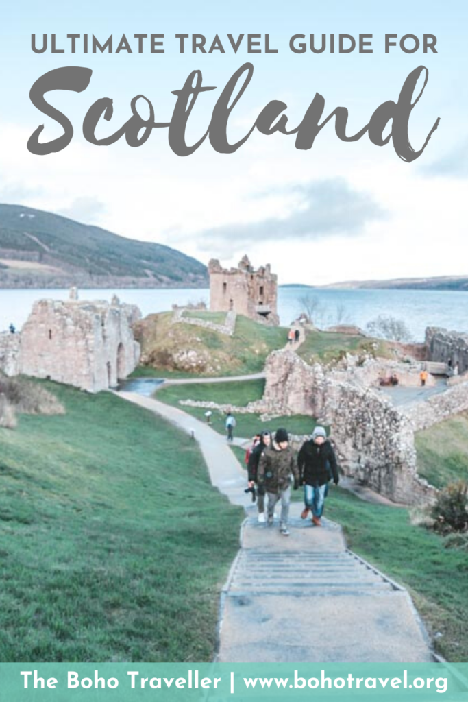 Scotland Travel Guide w/ FREE COMPLETE SCOTLAND PACKING LIST- This Scotland travel guide will give you a complete one-week Scotland itinerary & a Free Scotland packing list to help you on your Scotland adventure! Scotland Travel is wild & this travel guide will help you navigate your way through Scotland and add all the best stops to your Scotland Itinerary. Also in this Scotland Itinerary are the best things to do in #Scotland #ScotlandTravel what to do in Scotland | where to go in Scotland