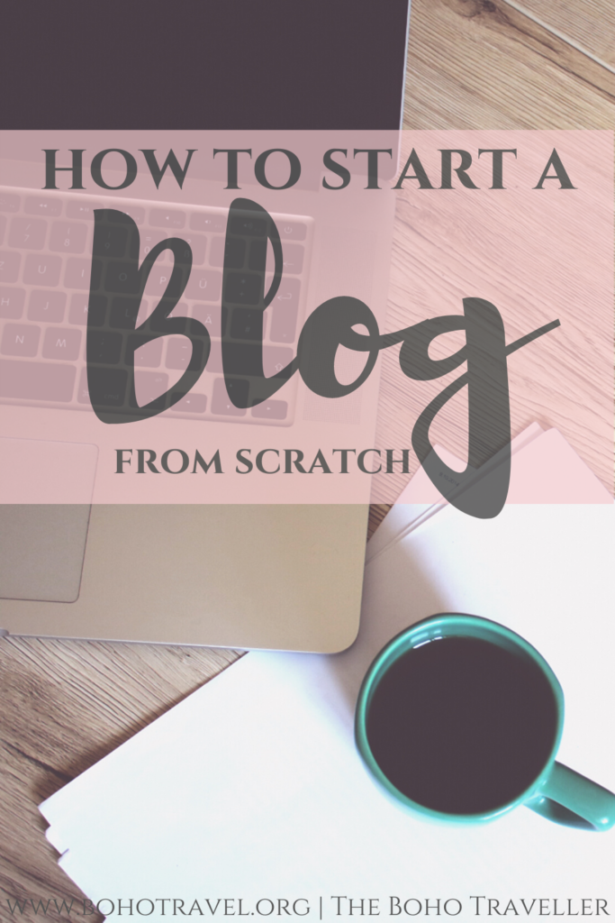 How to Start a New Blog! Starting a blog from scratch can be a daunting task, and you may not know where to be to start a blog! These tips and tricks are all the things I WISH I had known before jumping in headfirst to starting my blog 4 years ago! From what platform to host your blog, growing an email list, and starting a community around your blog, these blogging tips for beginners and best blogging practices to start off are going to set your blog off on the right foot! #blogtips #blogger