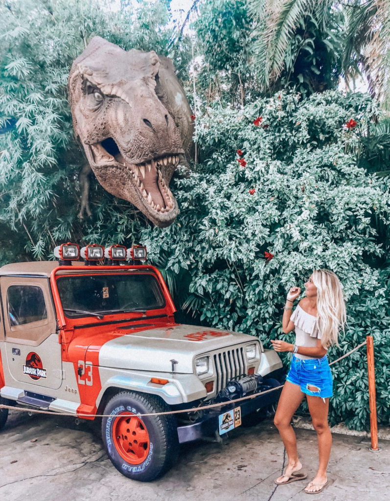 jurassic park at universal studios, top rated things to do in orlando