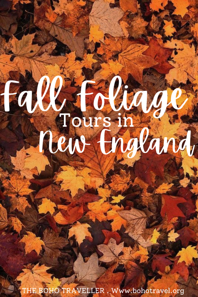 fall foliage tours in new england