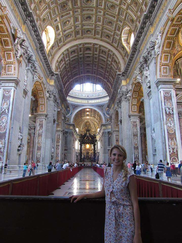 the vatican is a must on every italy itinerary