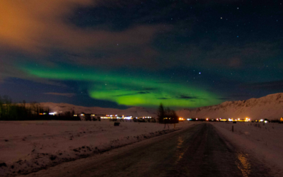 How to Photograph the Northern Lights in Iceland